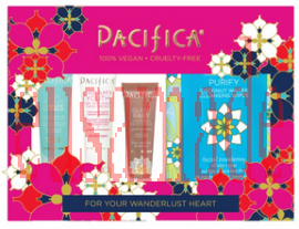 Pacifica For Your Wanderlust Heart Set 4 PC