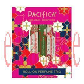Pacifica Roll On Trio Set 3 x .33oz