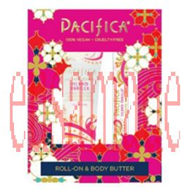 Pacifica Roll On & Body Butter Set 2 pcs