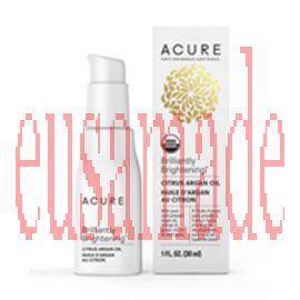 Acure Brightening Citrus Argan Oil 30ml