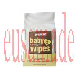 Everyone Baby Wipes Simply Unscented 30ct