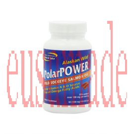 North American Herb & Spice PolarPOWER softgels  60 gels