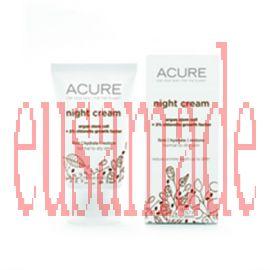 Acure night cream 50ml