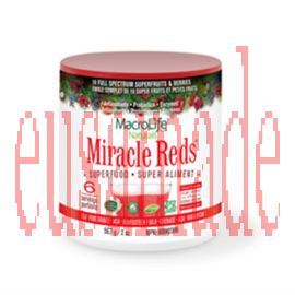 MacroLife Naturals Miracle Reds trial size 56.7g
