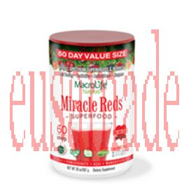MacroLife Naturals Miracle Reds Canister 567g