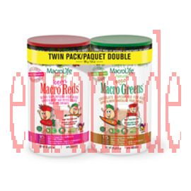 MacroLife Naturals Kids Twin Pack 190g