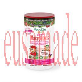 MacroLife Naturals Jr. Macro Berri Reds canister 95g