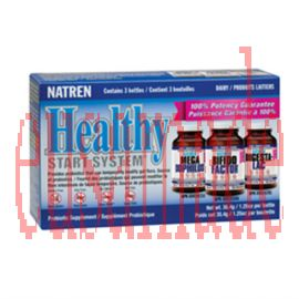 Natren Healthy Start System - Dairy 3 x 35.4 g