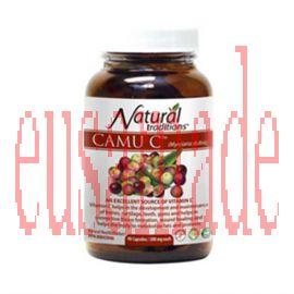 Natural Traditions - Camu C (Camu Camu Berries) 90vc