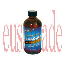North American Herb & Spice Chaga Syrup 4 oz