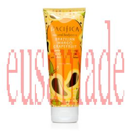 Pacifica Natural Bodycare Brazilian Mango Grapefruit Body Butter Tube 236ml
