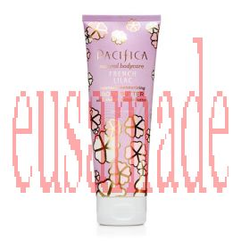 Pacifica Natural Bodycare French Lilac Body Butter Tube 236ml