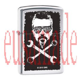 Zippo Lighter Gas Monkey Garage 29056-000003-Z Made In USA
