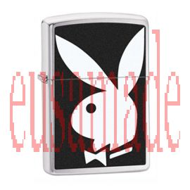 Zippo Lighter Playboy 28269-000003-Z  Made In USA