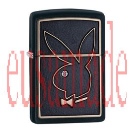 Zippo Lighter Playboy Swarovski 28816-000003-Z Made In USA