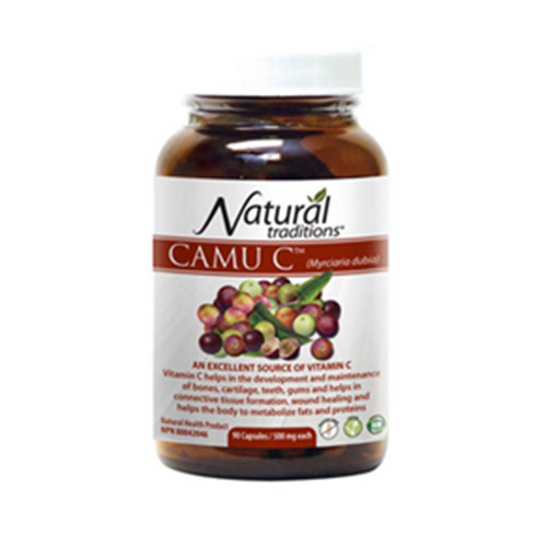 Natural Traditions - Camu C (Camu Camu Berries) 90vc
