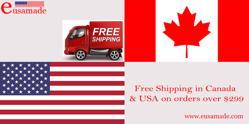 Free Delivery in USA and Canada